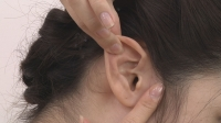 フェチ:耳穴観察 菊見さおり