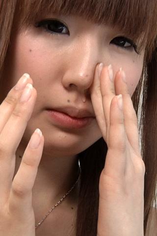 敏感すぎるゆうこの鼻穴