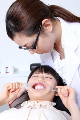 歯観察 ブラッシング舐めレズ