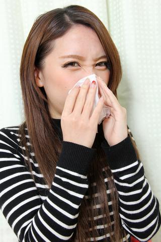 れの 鼻穴鼻水観察