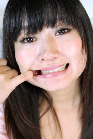 くるみのキレイな歯を