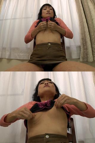 熟れ乳首、弄り観察