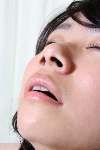 凛ちゃんの鼻水。鼻観察。