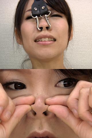 鼻穴観察 3人